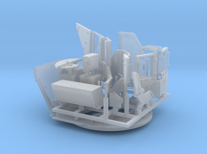 1/35 SPM-35-040 MCATS turret 3d printed