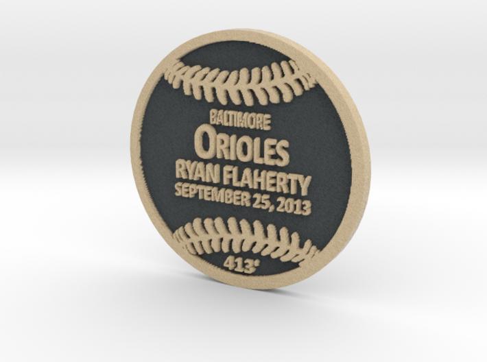 Ryan Flaherty 3d printed