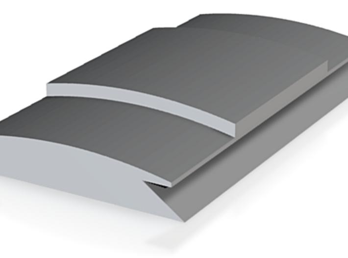 Neurochip Rail SWv1 3d printed