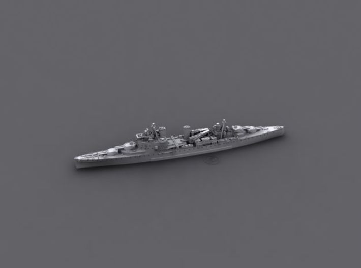 1/3000 RN CA London & Norfolk Class (County)  3d printed HMS London [1942]
