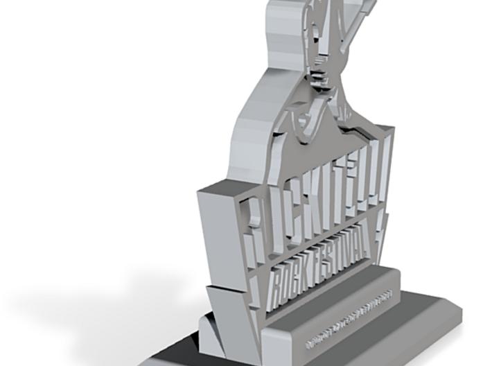 trophy 3d printed