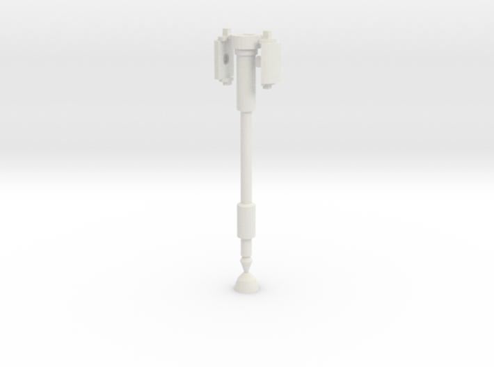 idw: Prime Axe Pole for deluxe 3d printed