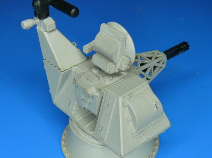 CIWS Goalkeeper kit, Extended base x 1 - 1/96 3d printed
