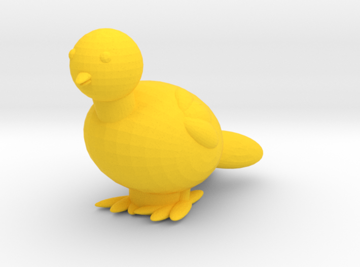 Mister Rob B Pigeon Pencil Topper 3d printed