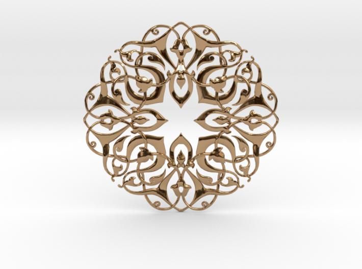 CODE: SLTS01 - PENDANT 3d printed