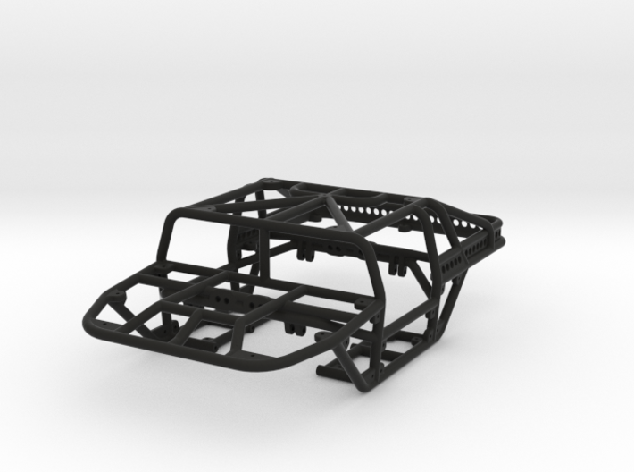 Scorpion - T 1/24th scale rock crawler chassis 3d printed