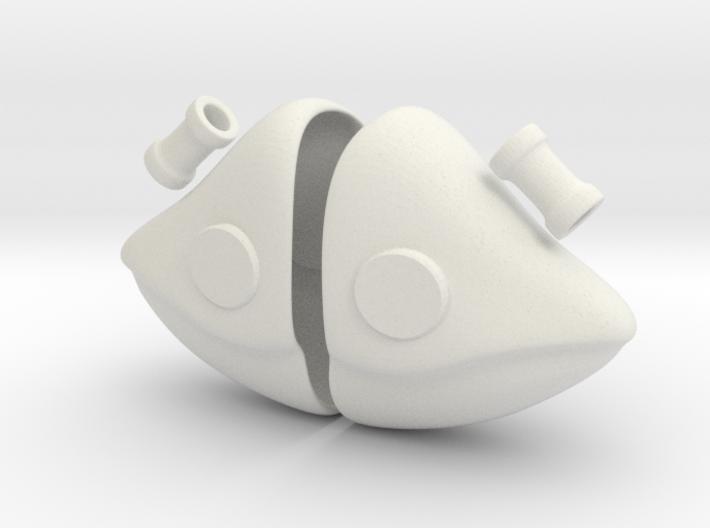 Chobits Ear Custom Size 3d printed