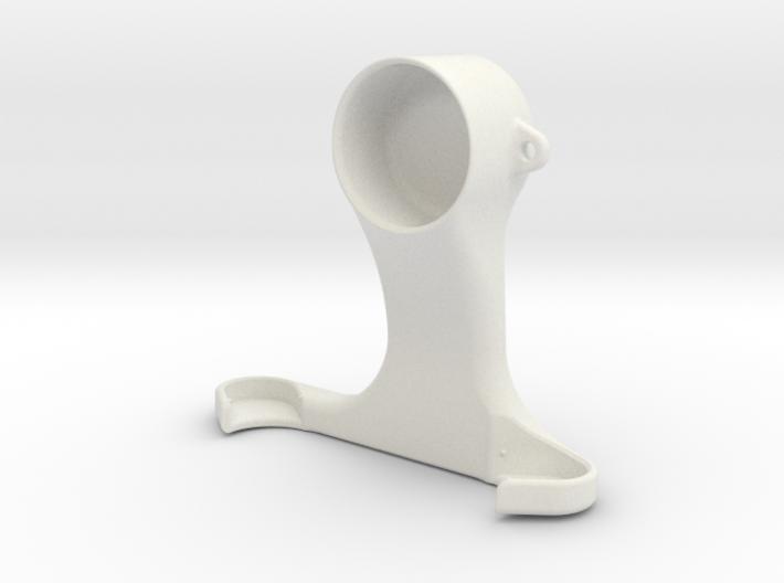 Phantom 3 Gimbal Clamp with Lens Cap 3d printed