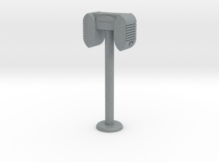 Drive In Speaker / Stand  - 1:7.5 Scale 3d printed