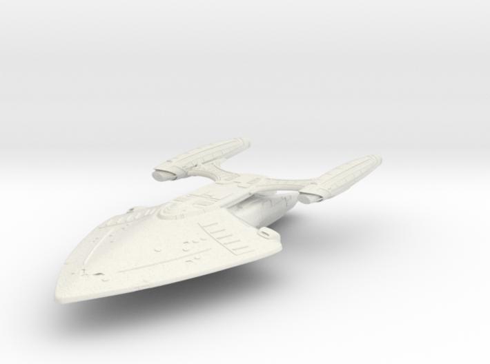 StarArmada Class BattleCruiser 3d printed