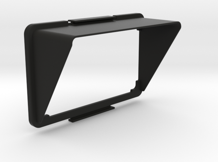 Sunshade for BMW Navigator 4 / Zumo 660 3d printed