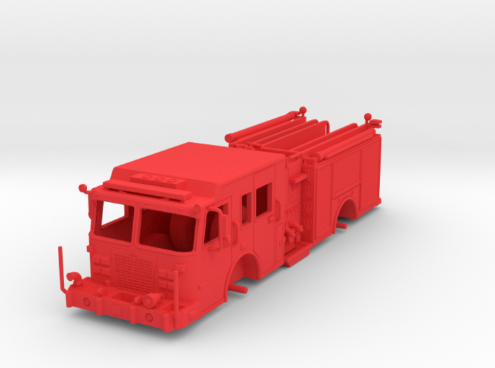 Campbell 3d printed