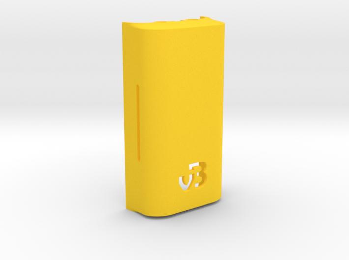 DNA200 Premium case - Extended back 3d printed