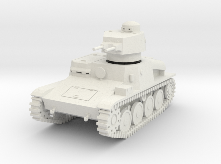 PV77A Stridsvagn m37 (28mm) 3d printed