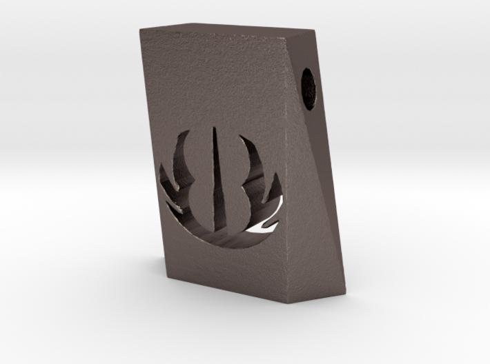 Jedi Pendant 3d printed