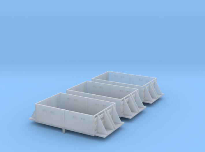 N Scale PALBRICK B x 3 3d printed