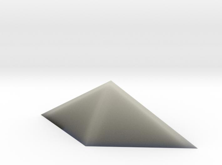 Durandal gem, hollow 3d printed
