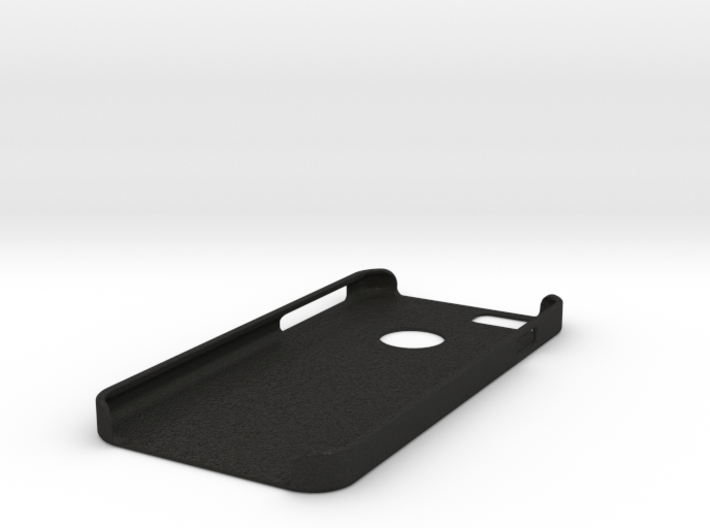 iphone 6 Case (With Apple Logo Visability) 3d printed