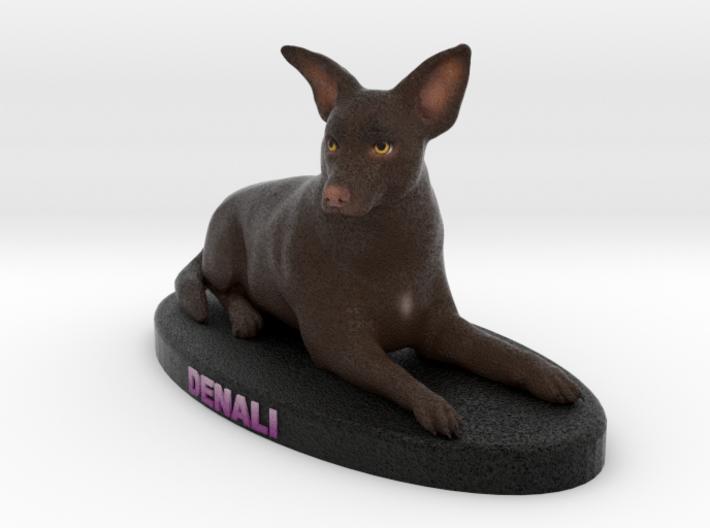 Custom Dog Figurine - Denali 3d printed