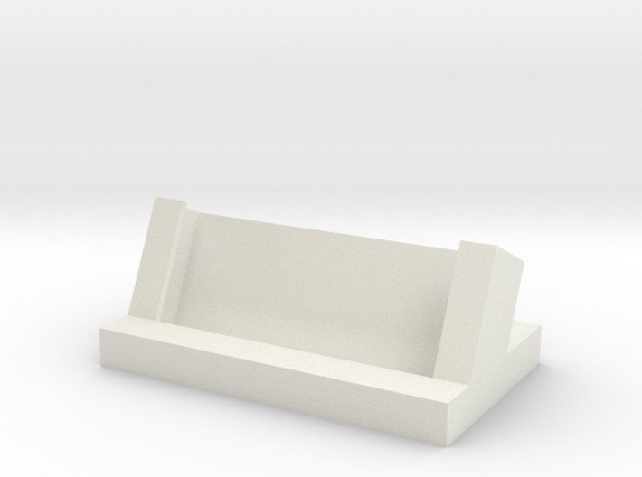 Generic Business Card Holder 3d printed