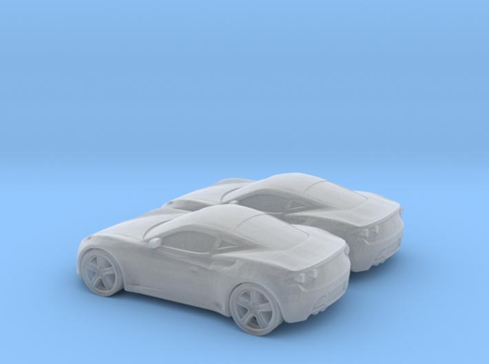 1/160 2X Artega GT 3d printed