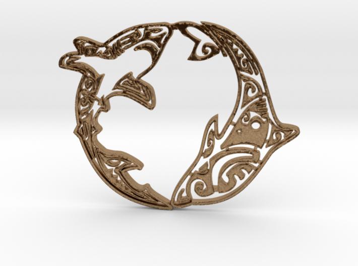DiveSpirit Fakarava logo v6.0 3d printed