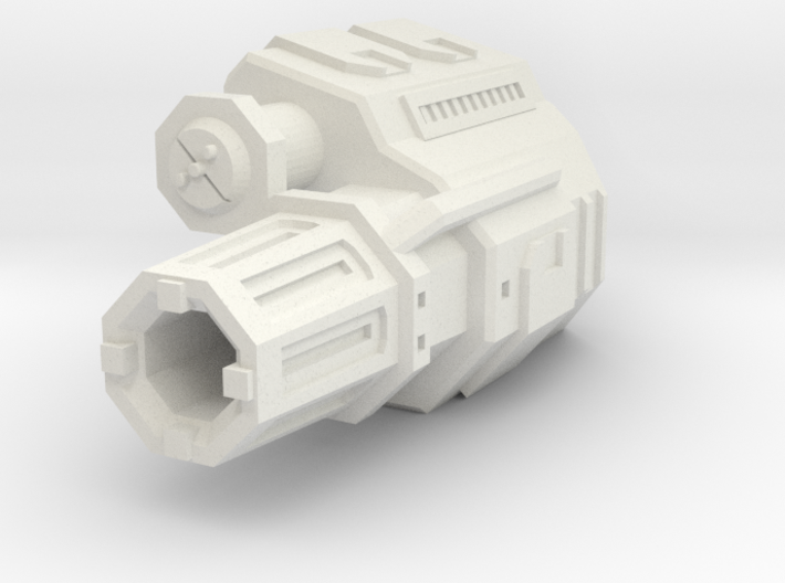 "Somtaaw ""Explorer"" Siege Cannon 3d printed"