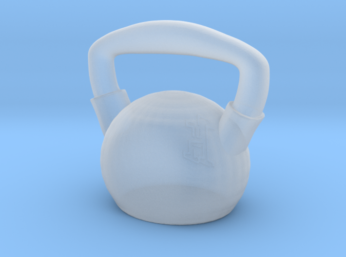 Kettlebell - Made of Steel 3d printed