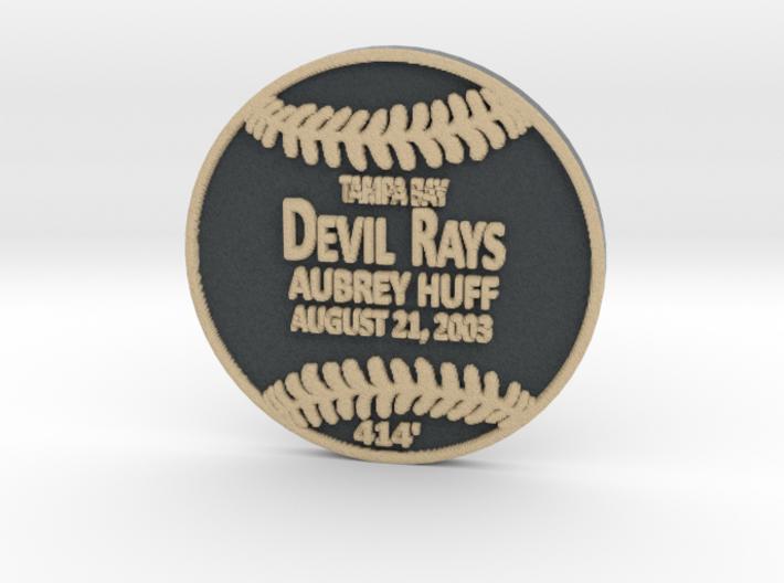Aubrey Huff 3d printed
