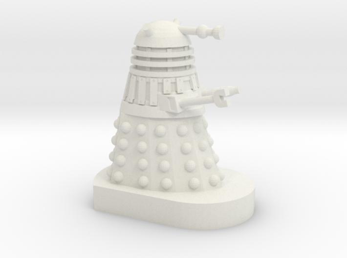 Dalek Mini [Cushing Movie Style] 30mm scale 3d printed