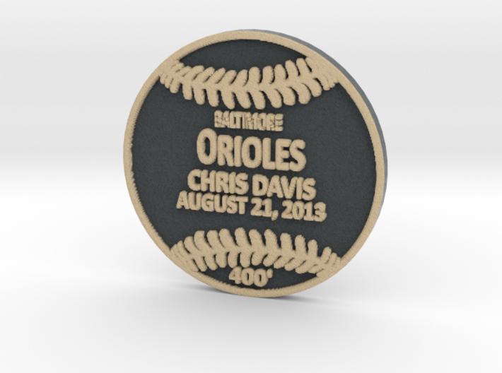 Chris Davis5 3d printed
