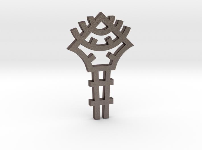 Key / Llave 3d printed