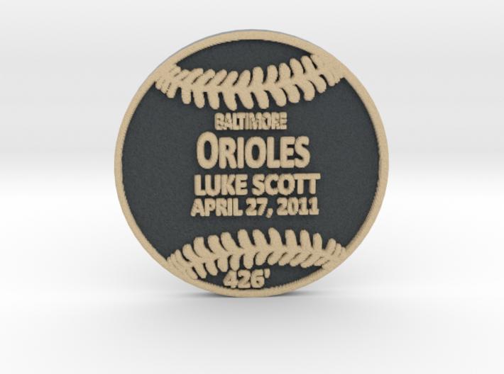 Luke Scott5 3d printed