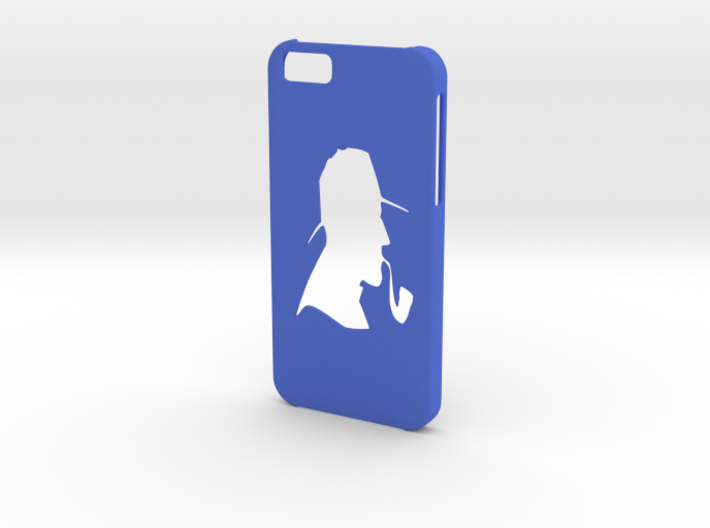 Iphone 6 Detective case 3d printed