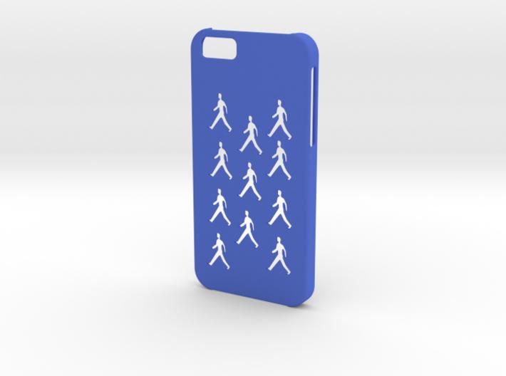 Iphone 6 People case 3d printed