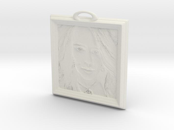 EdSelfie 3d printed