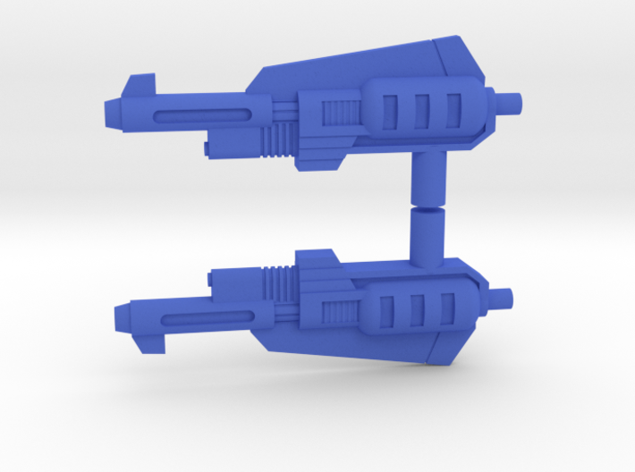 Snarl Action master guns 2X Los 3d printed