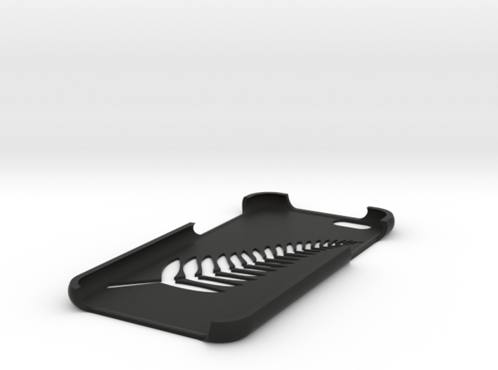 Silver Fern iPhone 6 case  3d printed