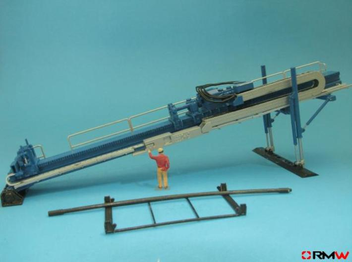 HO/1:87 HD Drilling crawler, kit 3d printed [en]painted and assembled [de]bemalt und gebaut
