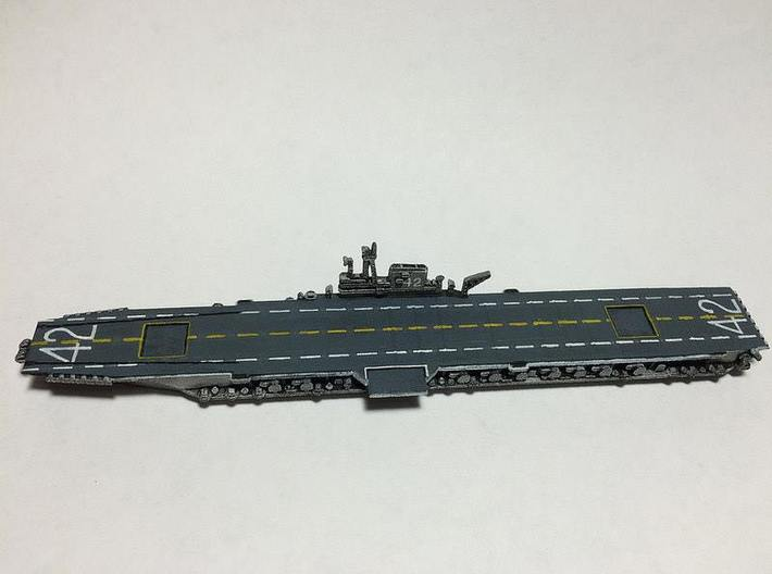 USS Midway 1/1800 3d printed