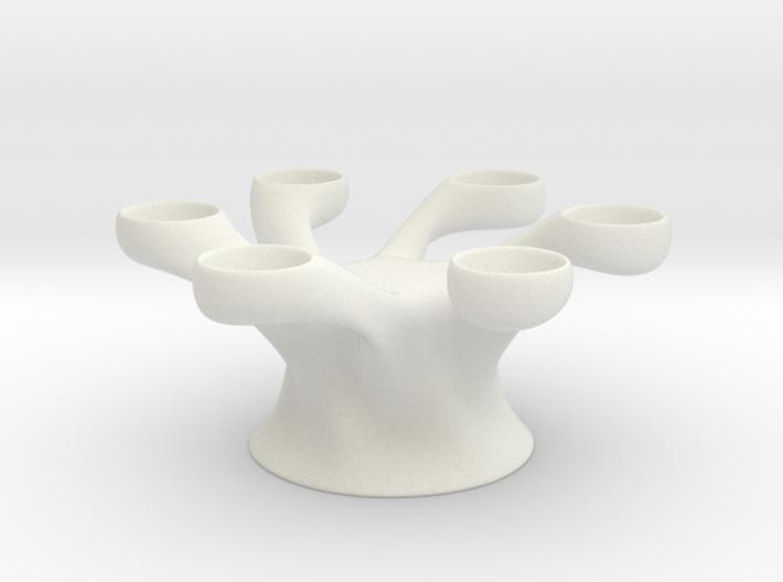 Tealight Holder 3d printed