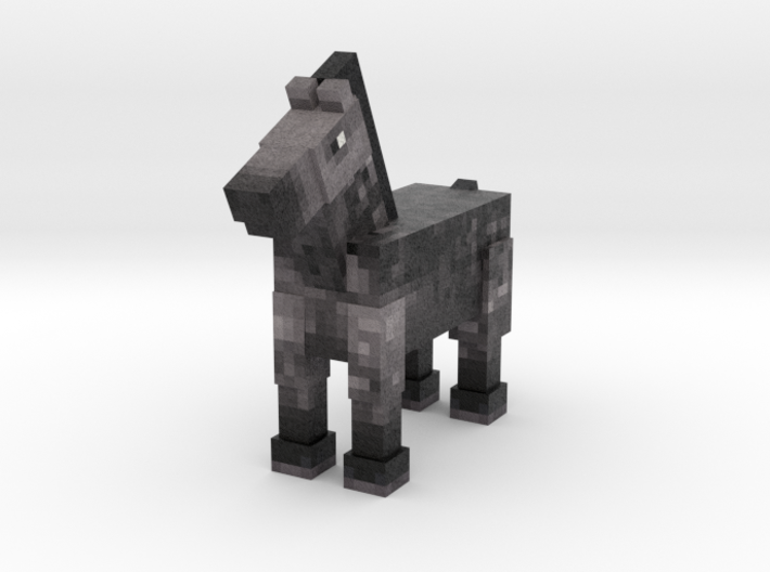 Horse 023 3d printed