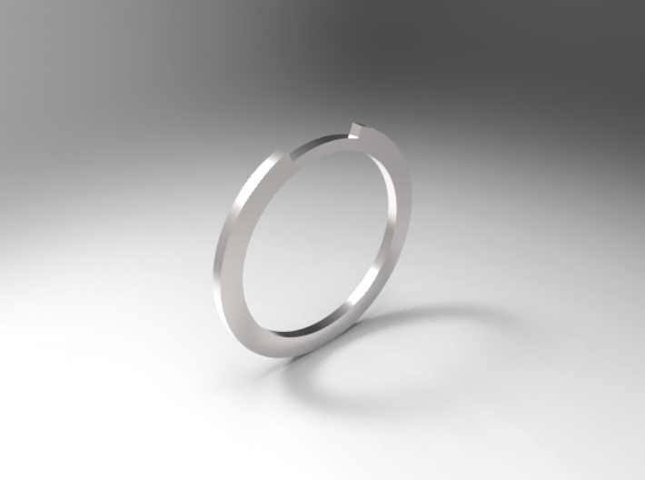 Sliced Ring 16.7mm 3d printed
