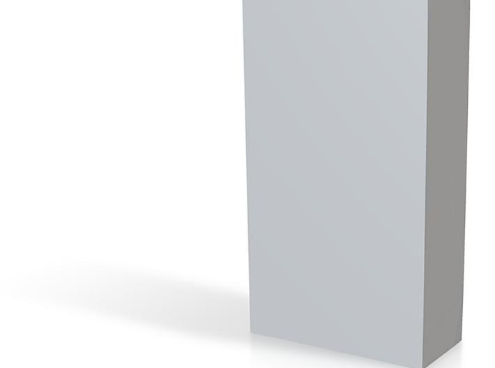 Dermal Regenerator DS9 (Part 3, Nose Insert) 3d printed