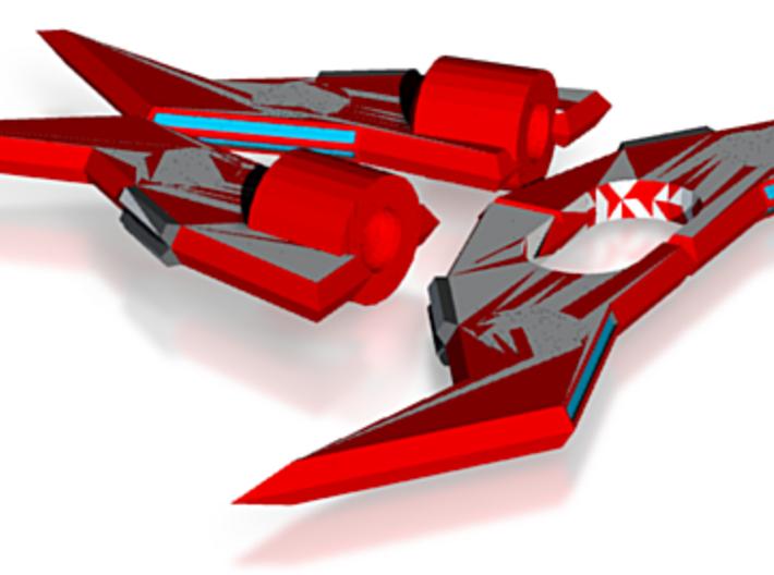 AFS KZG-01 3d printed
