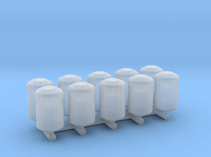 Microfusion Cell (10 Pack) 1:12 Scale 3d printed