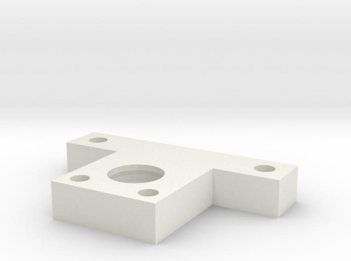DMR MPC XL Center Block 3d printed