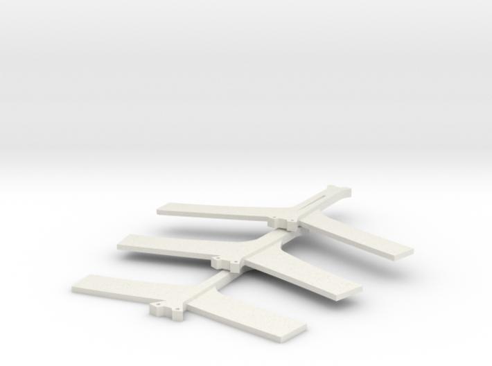 TDK Spine 3d printed