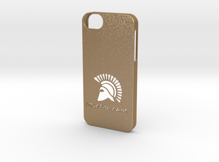 iPhone 5/5s Case Molon Lave 3d printed