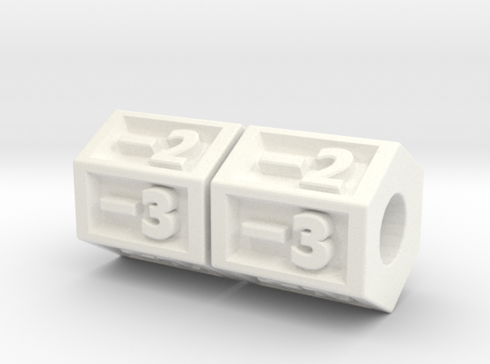 Magic:The Gathering ±3/±3 Counter 3d printed